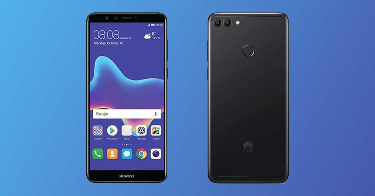Características del Huawei Y9 2018