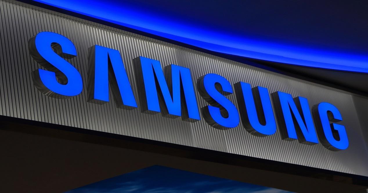 Logo del Samsung