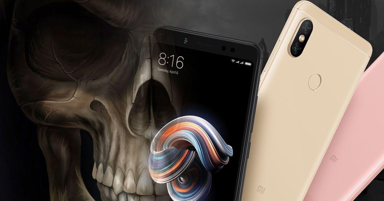 LineageOS 14.1 para el Xiaomi Redmi Note 5 Pro