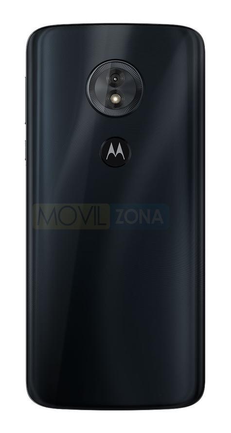 Motorola Moto G6 Play azul vista trasera