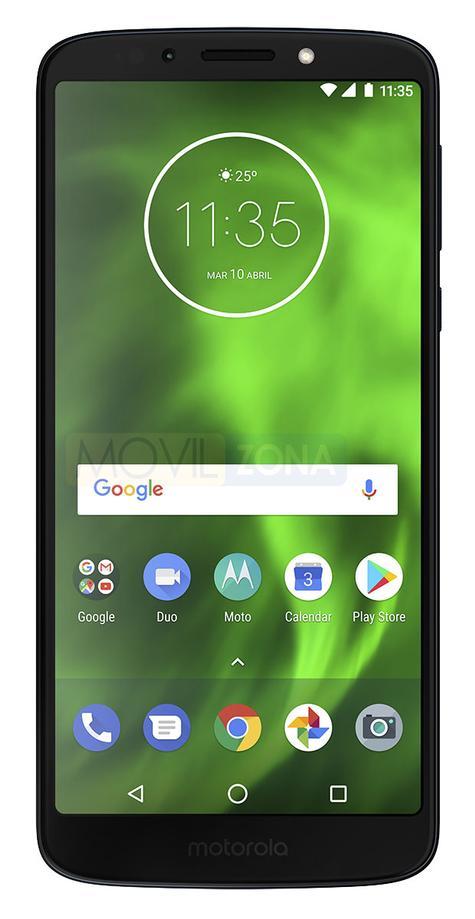 Motorola Moto G6 Play negro