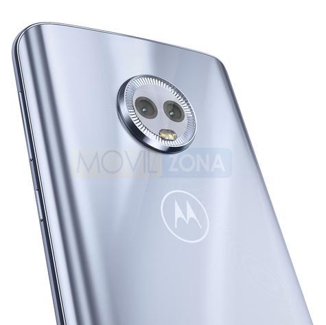 Motorola Moto G6 Plus camara digital