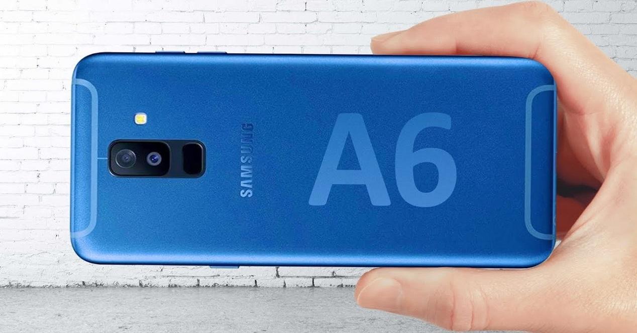 Primeras fotos reales del Samsung Galaxy A6 Plus
