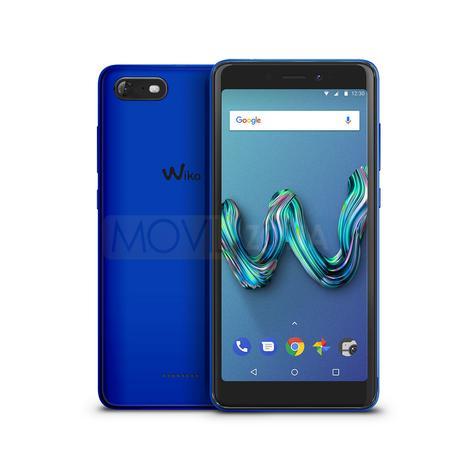 Wiko Tommy 3 en color negro y azul