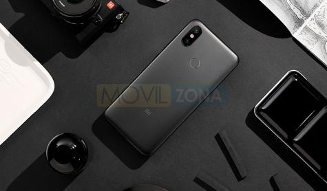 Xiami MI 6X negro