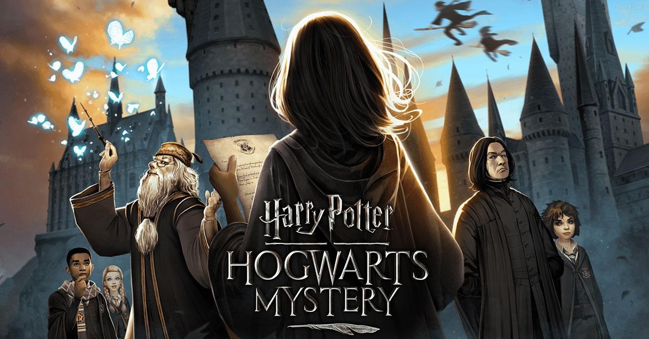 juego harry potter hogwarts mistery