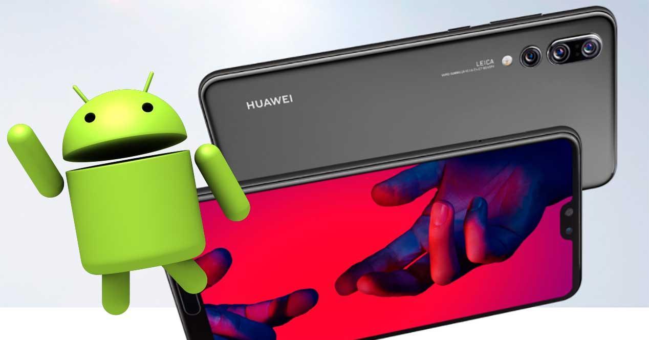 root en el Huawei P20 Pro