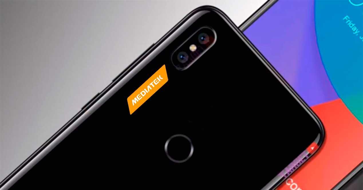 procesador del Xiaomi Mi A2