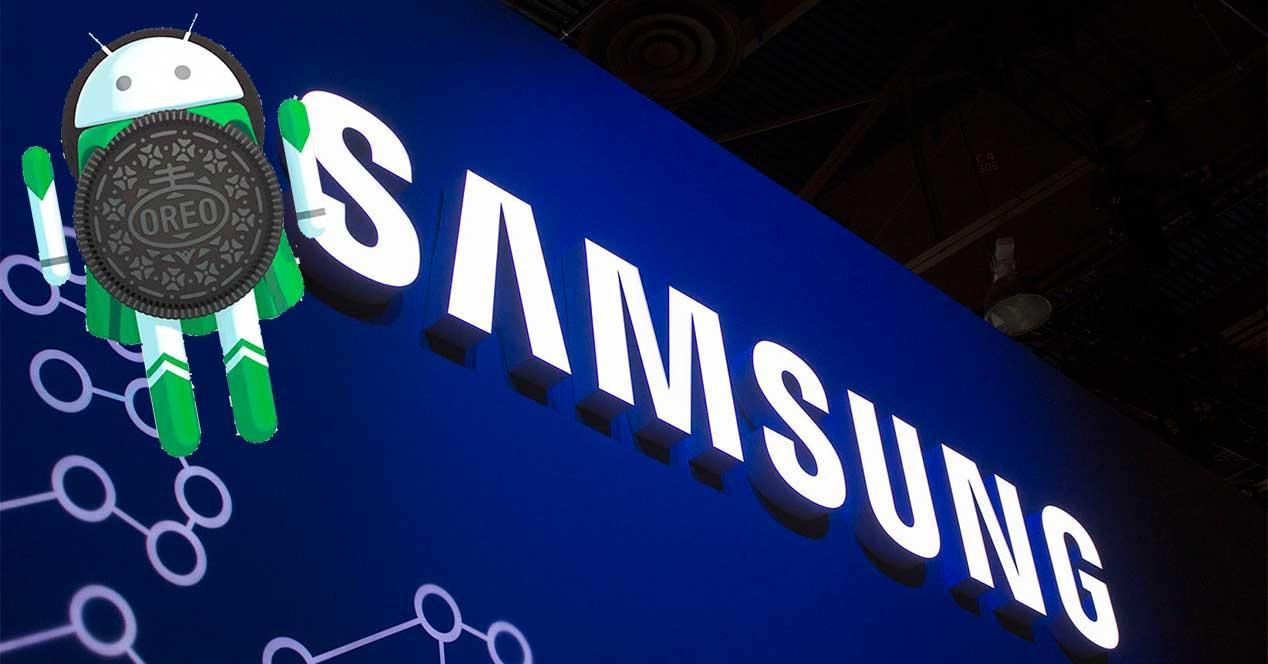 Oreo para los Samsung