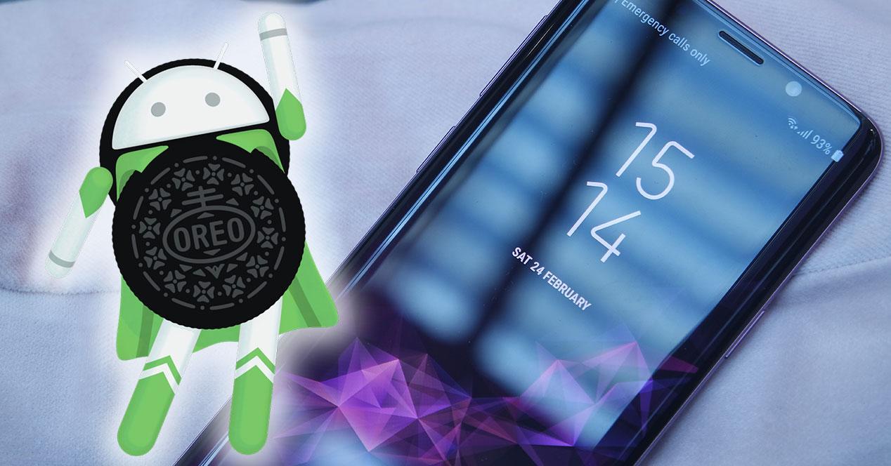 samsung galaxy android 8 oreo