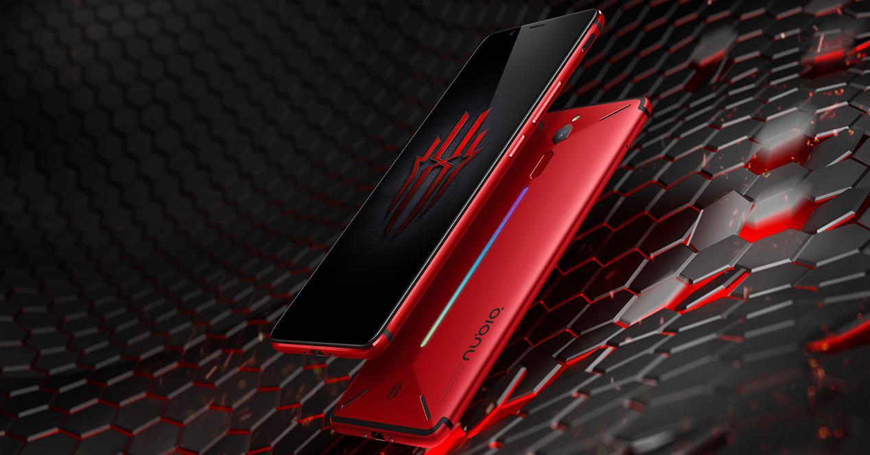 Nubia Red Magic smartphone gaming