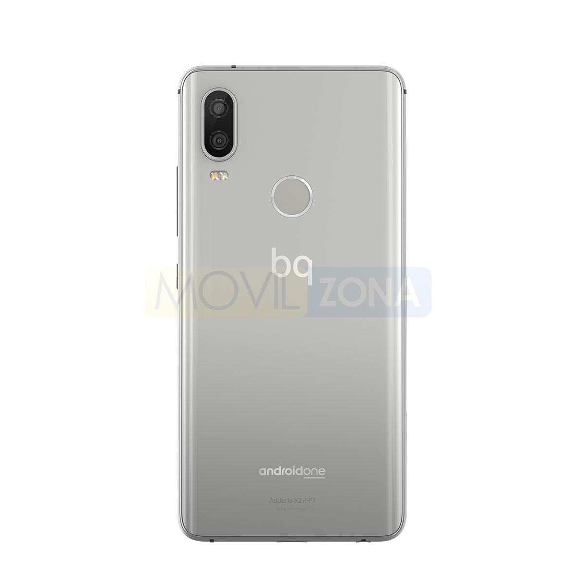 BQ Aquaris X2 Pro gris