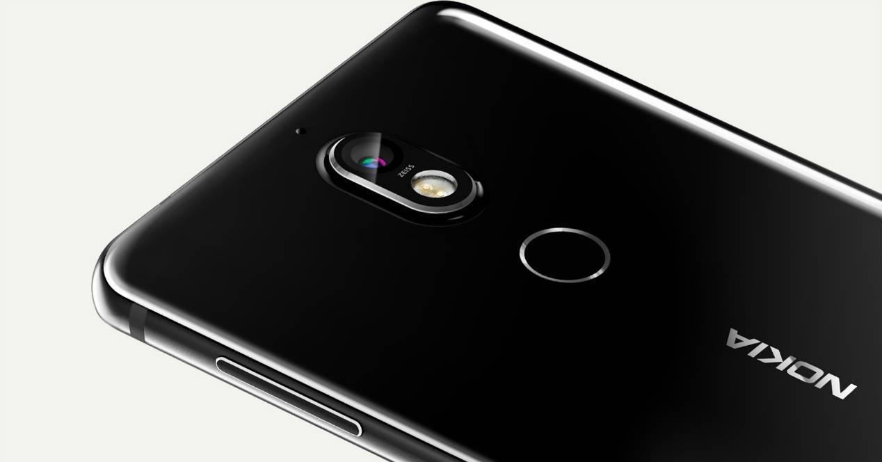 las características oficiales del Nokia X6