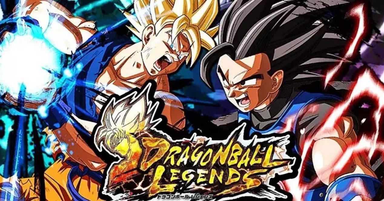 Dragon Ball Legends-móvil
