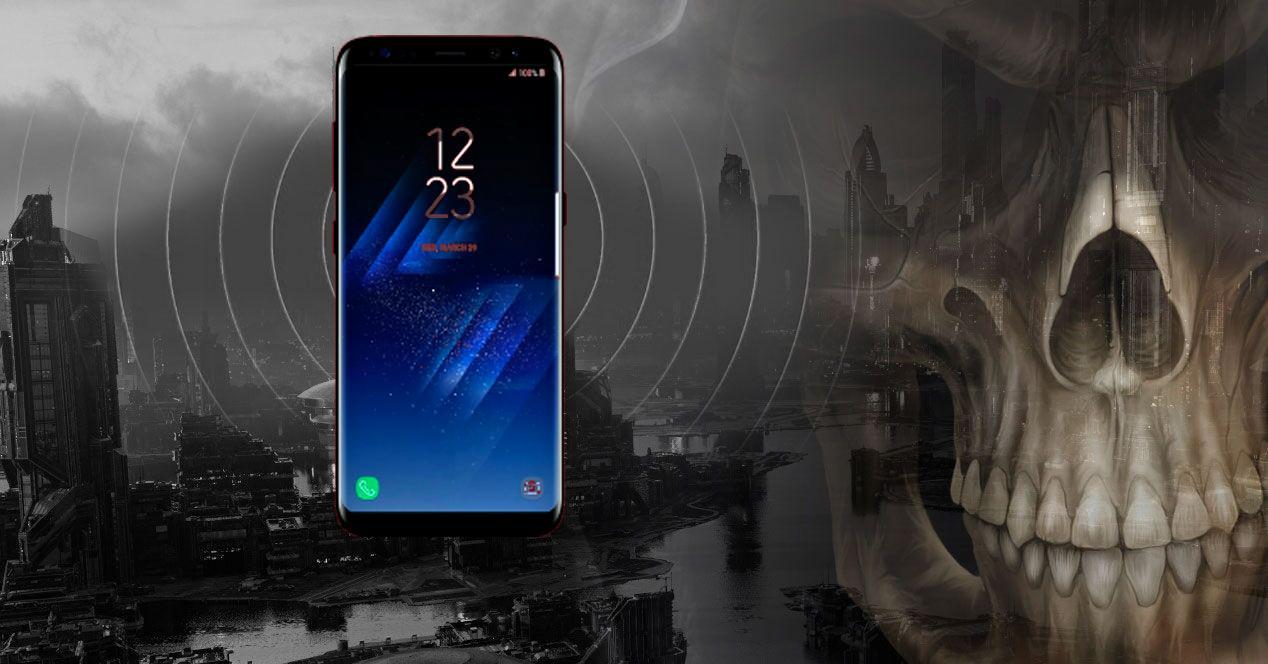 ROMs para el Galaxy S8