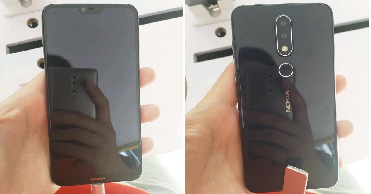 Nokia X-Nokia X6