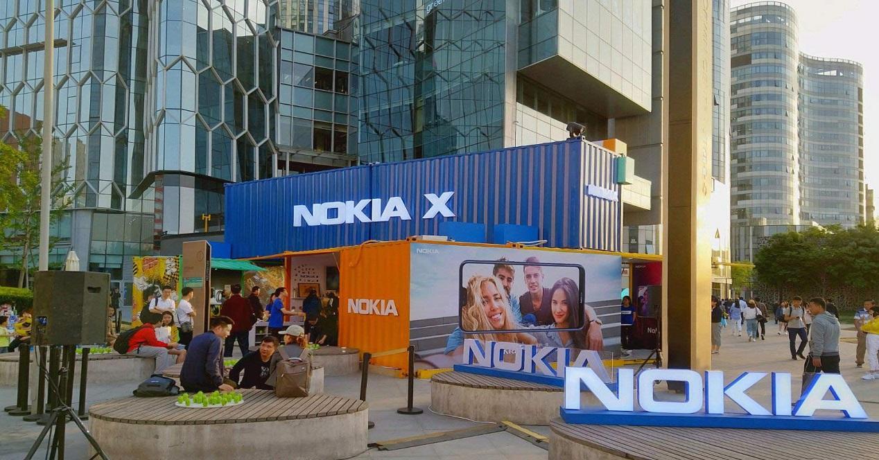 vídeo del Nokia X