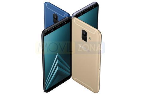 Samsung Galaxy A6 en cuatro colores