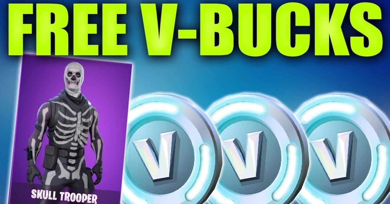 V-Bucks gratis