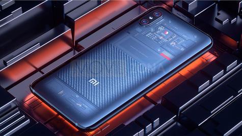 Xiaomi MI 8 Explorer azul