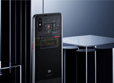 Xiaomi MI 8 Explorer negro