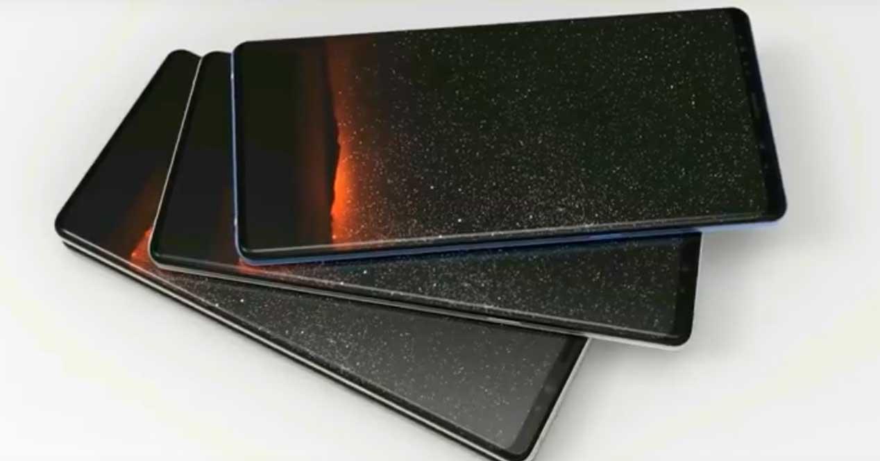 RAM del Samsung Galaxy Note 9