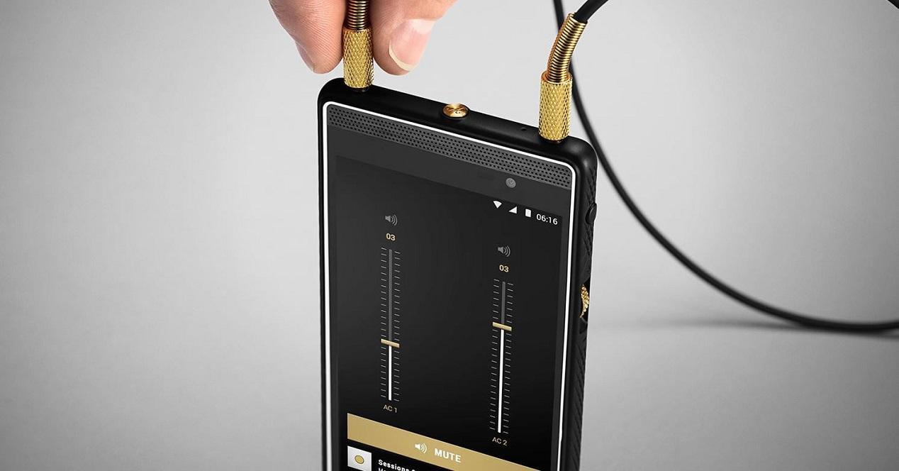 Smartphone musical