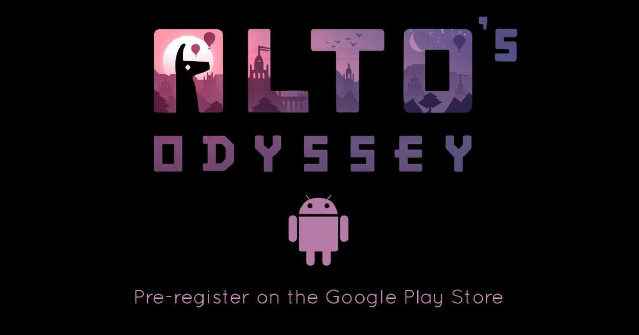 Alto's Odyssey para Android-registro