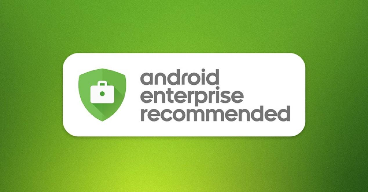 Android-Enterprise-Recommended