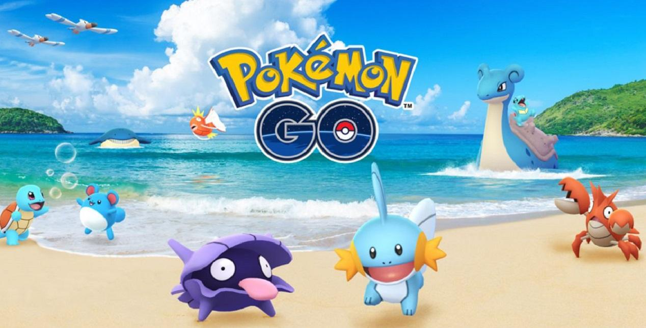 Festival Acuático 2018 de Pokémon GO