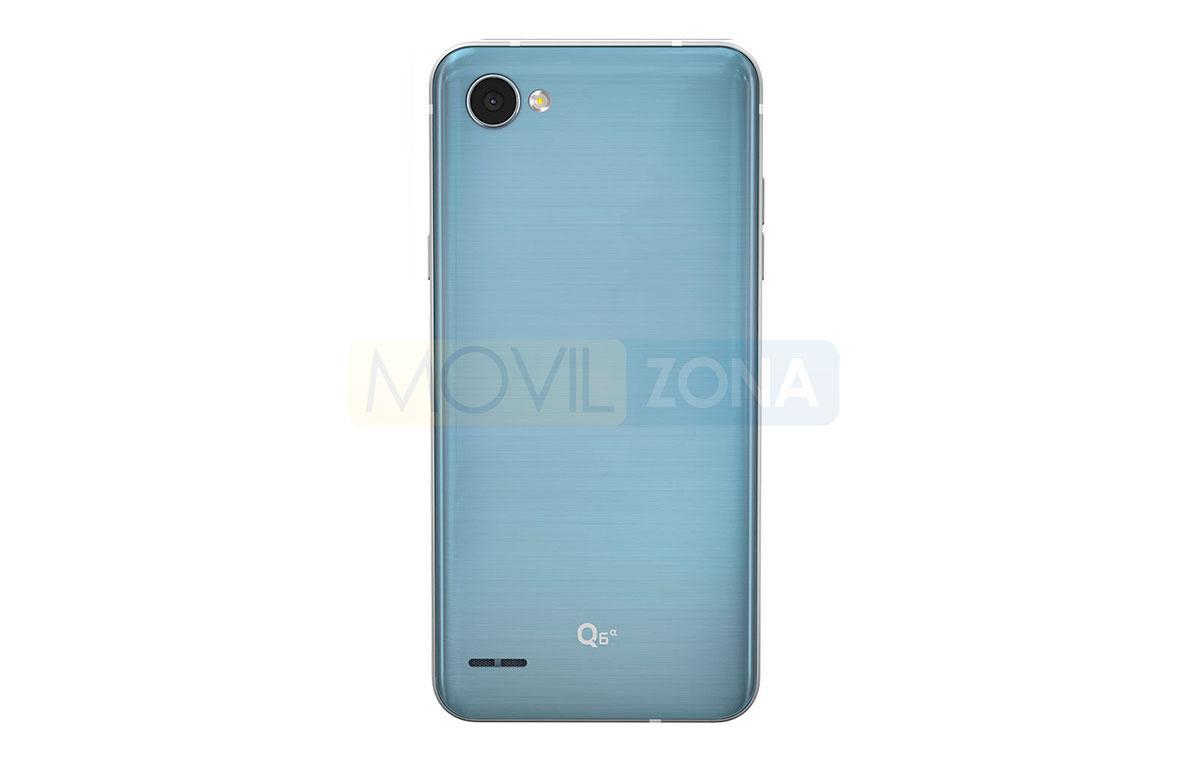 LG Q7 Alpha azul
