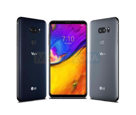 LG V35 ThinQ pantalla Oled