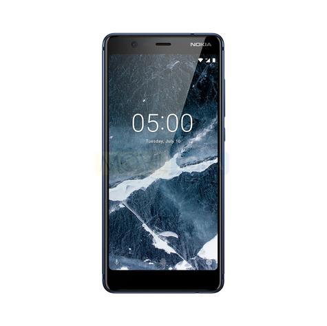 Nokia 5.1 en color negro
