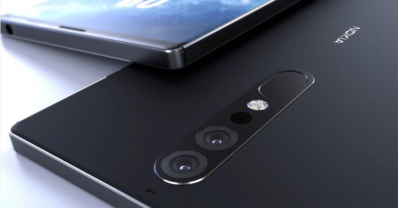 Filtraciones sobre el Nokia 9