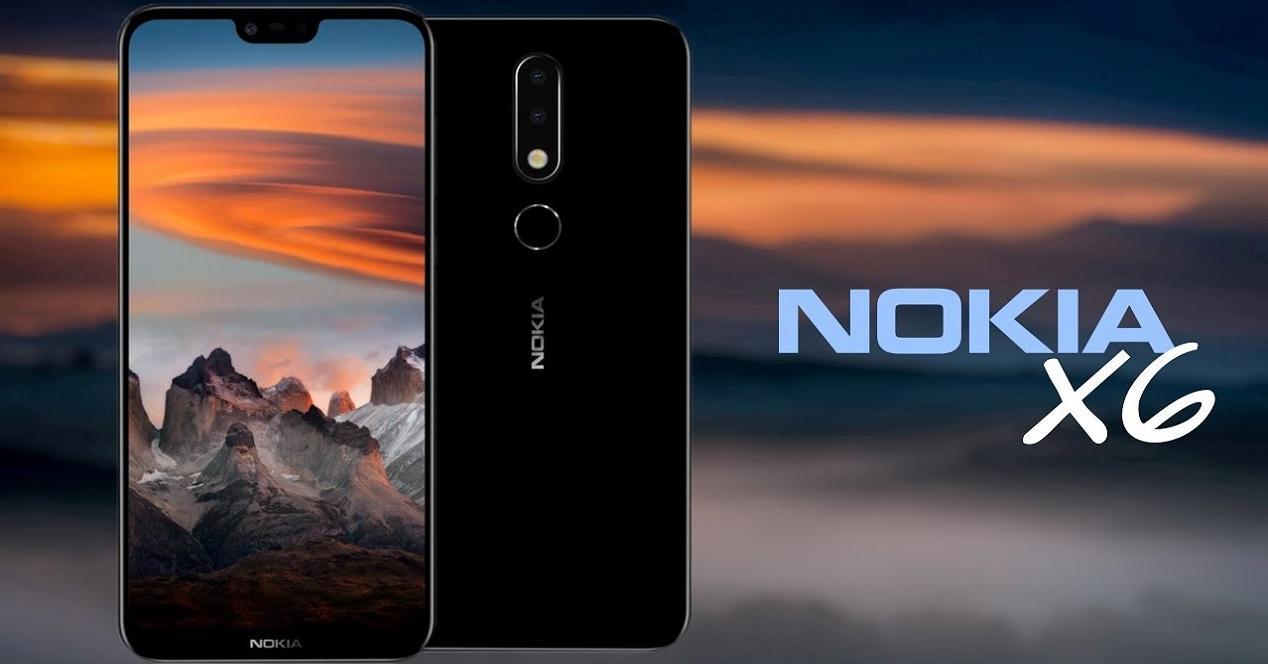 Nokia X6-Nokia 6.1 Plus