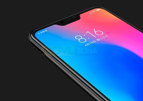 Xiaomi Redmi 6 Pro negro