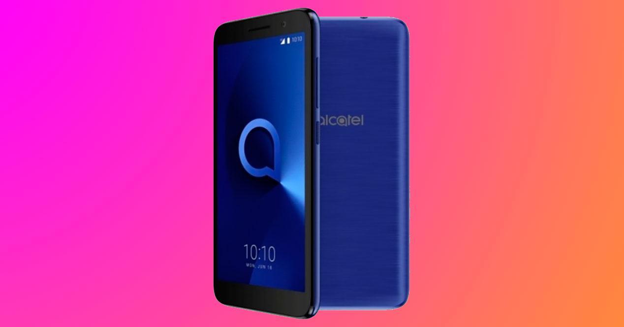 Alcatel 1 con Android Go