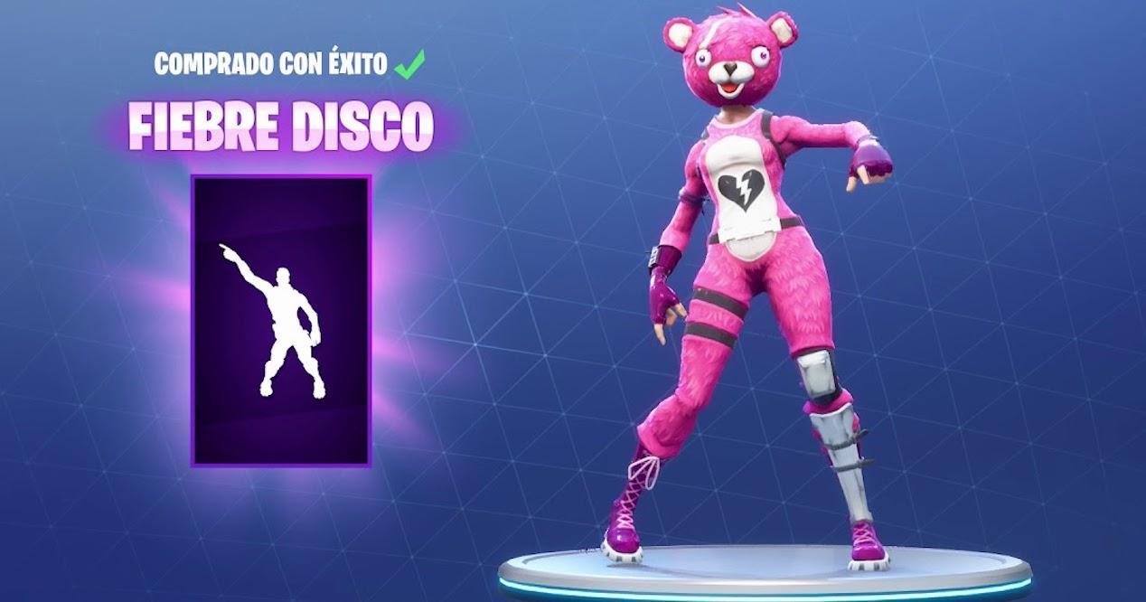 baile fortnite