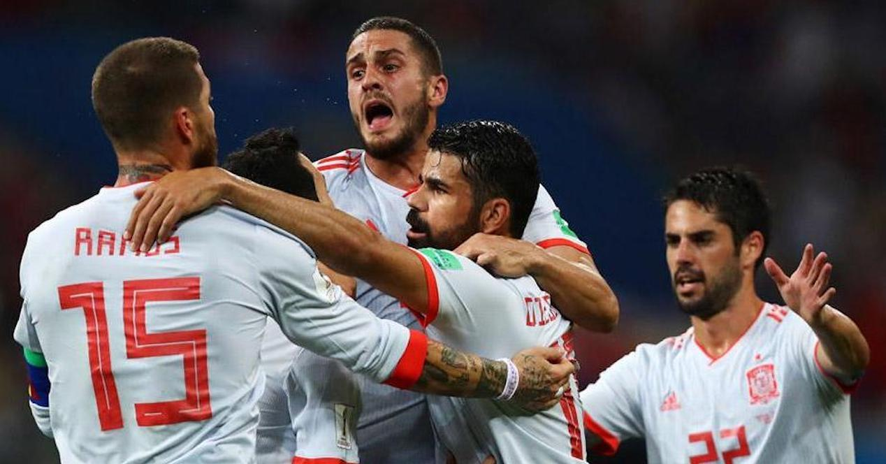 selección española segunda equipación