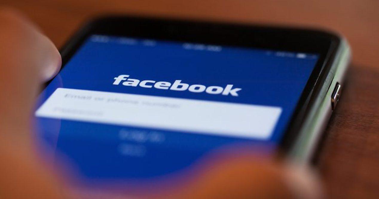 facebook en smartphone