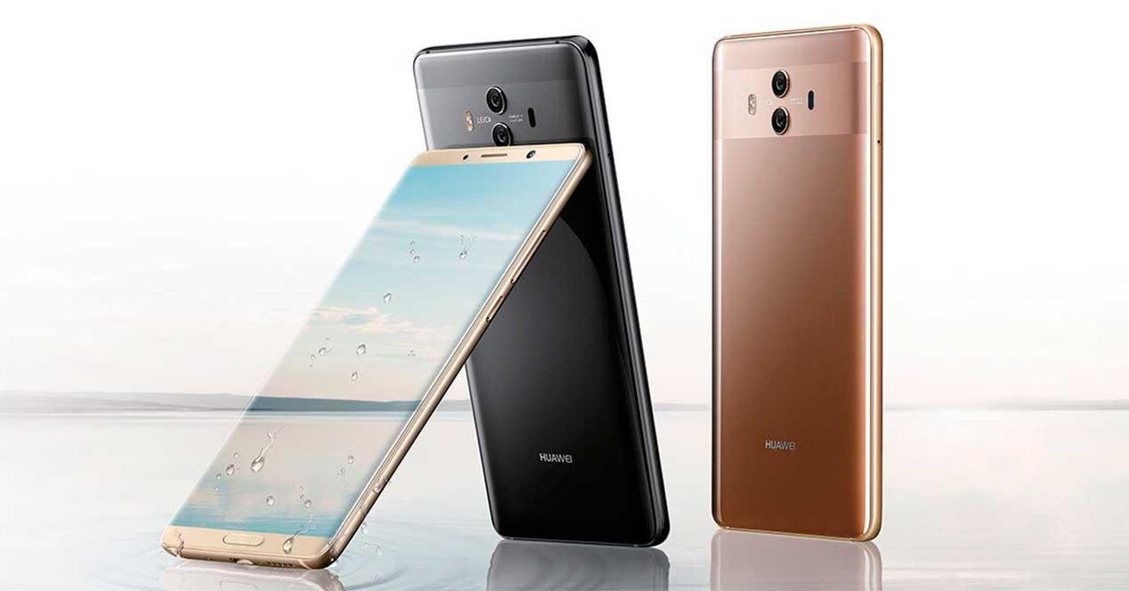 pantalla del Huawei Mate 20