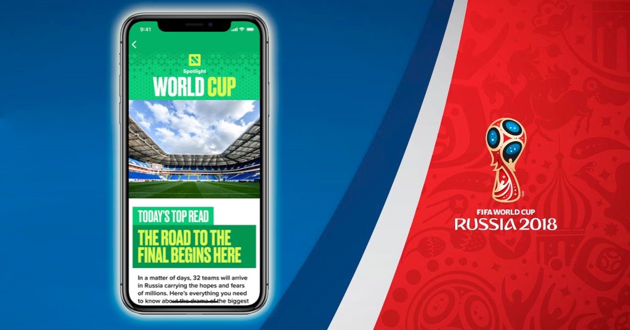 iphone mundial 2018