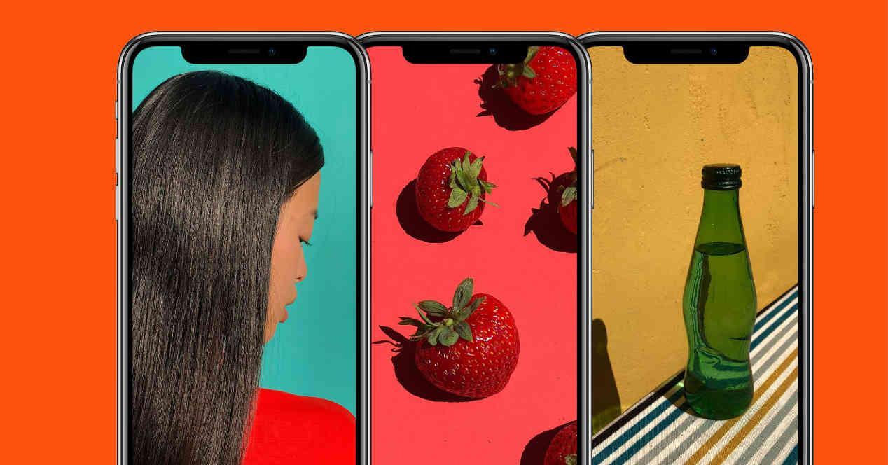 nuevos iPhone X de 2018