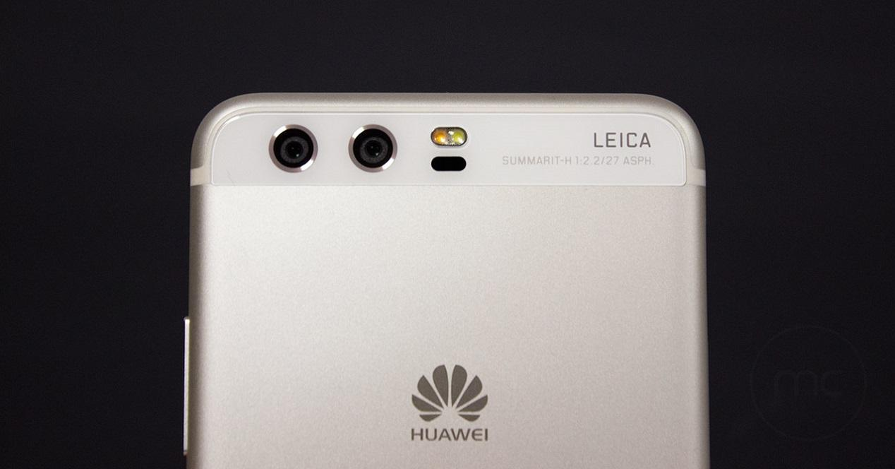 móviles Huawei con Android Oreo