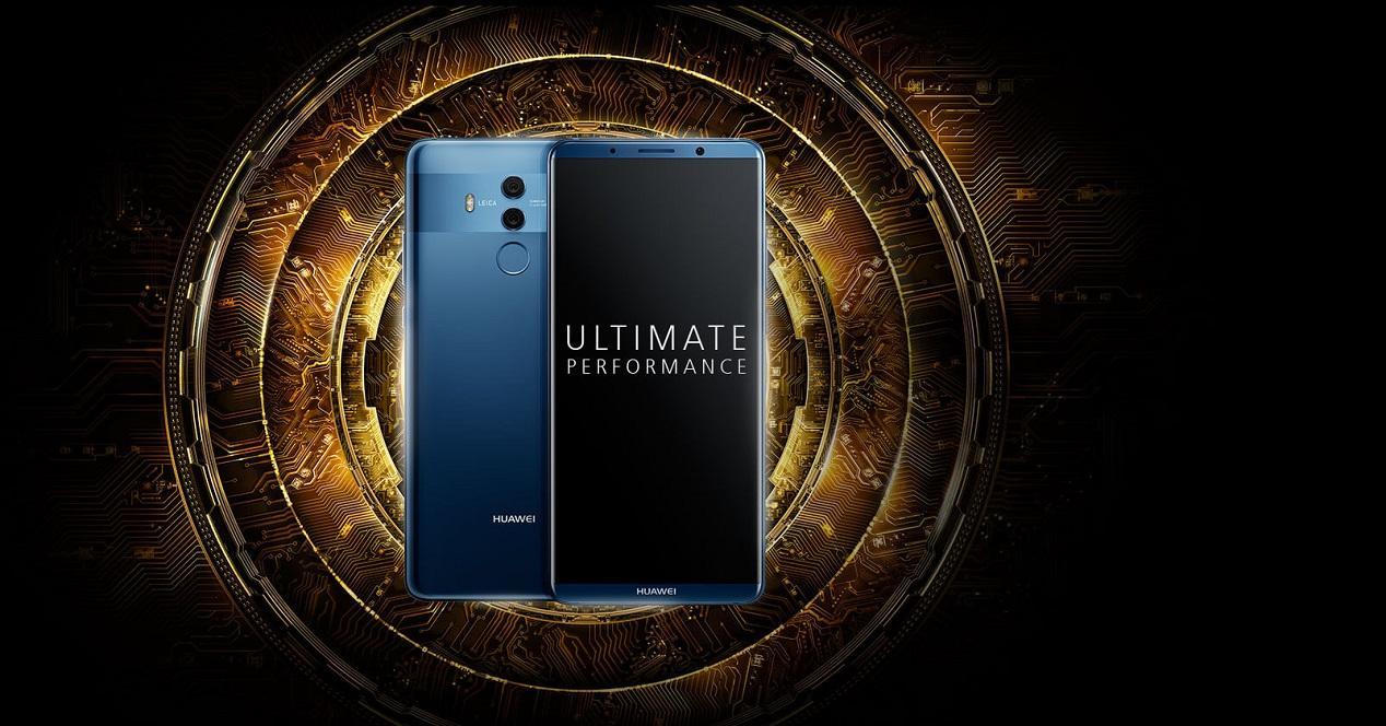 móviles compatibles con GPU Turbo-Mate 10 Pro
