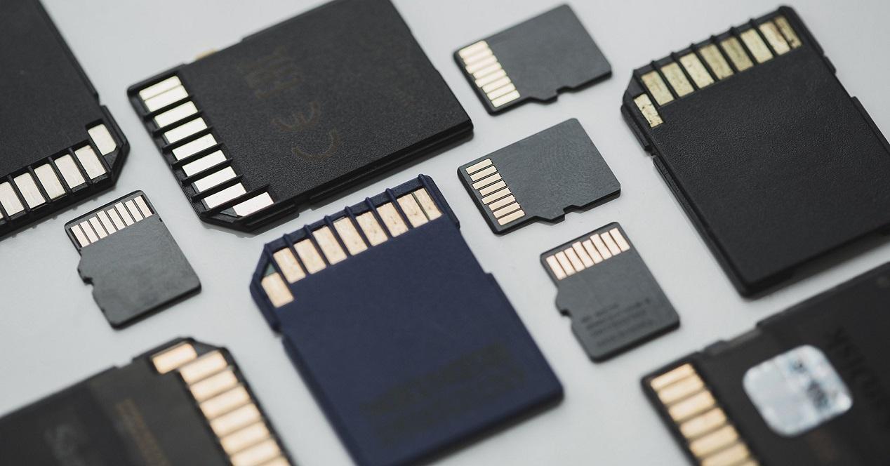 microSD para un móvil