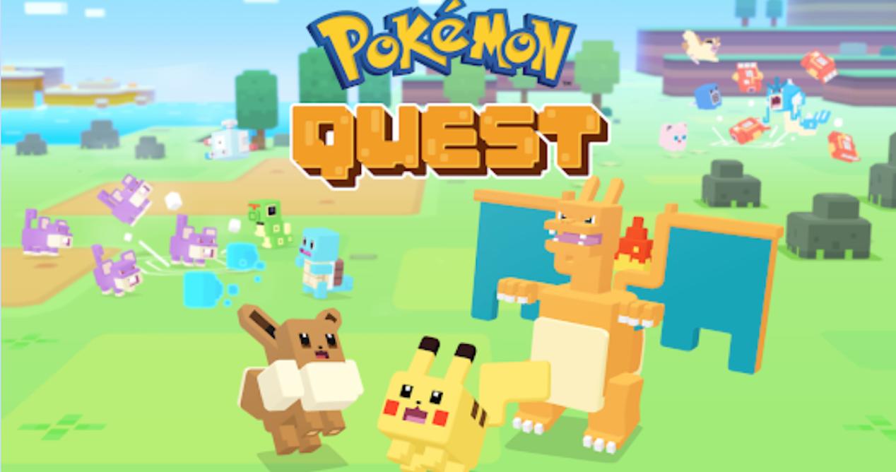 descargar Pokémon Quest
