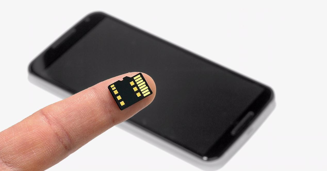 microsd smartphone