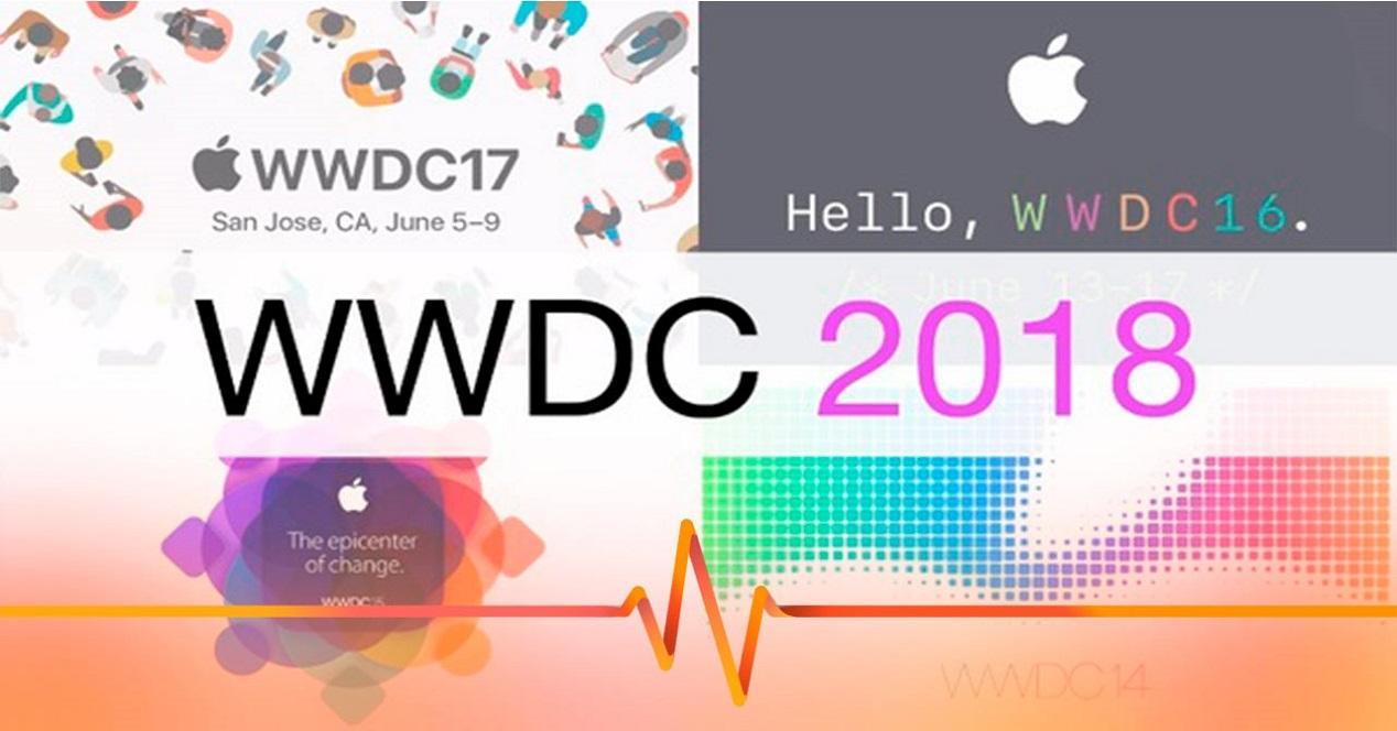 ver en directo la WWDC 2018