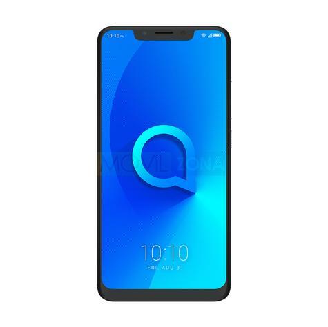 Alcatel 5V co pantalla azul